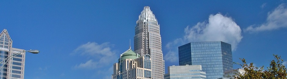 Charlotte, North Carolina Office Space and Industrial Space